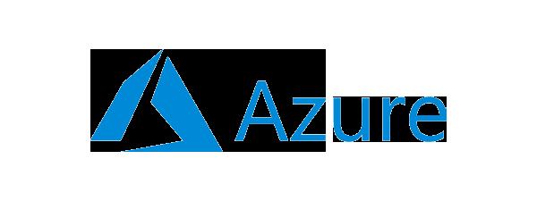 Logo Azure - 600 x 225 pixel
