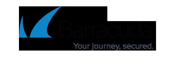 Logo Barracuda - 600 x 225 pixel