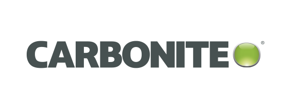 Logo Carbonite - 600 x 225 pixel