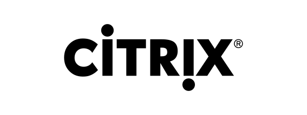 Logo Citrix - 600 x 225 pixel