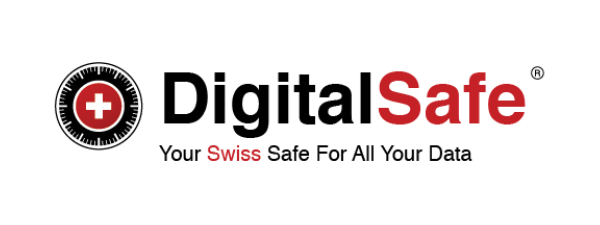 Logo DigitalSafe - 600 x 225 pixel