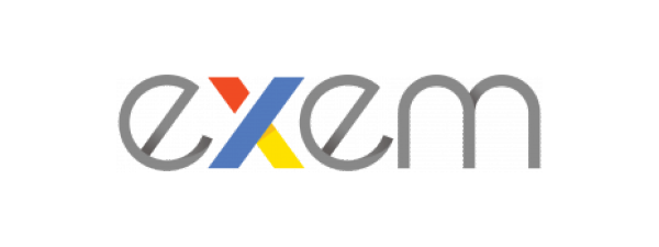 Logo Exem - 600 x 225 pixel