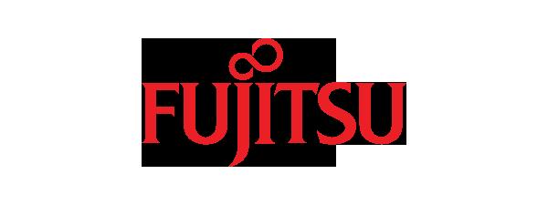 Logo Fujitsu - 600 x 225 pixel