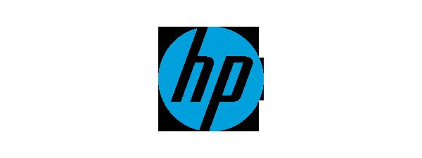 Logo HP - 600 x 225 pixel