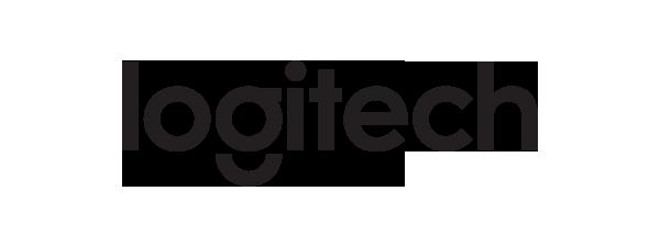 Logo Logitech - 600 x 225 pixel