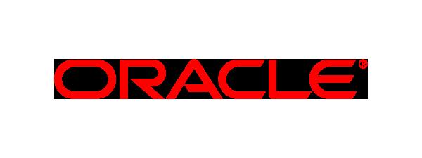 Logo Oracle - 600 x 225 pixel