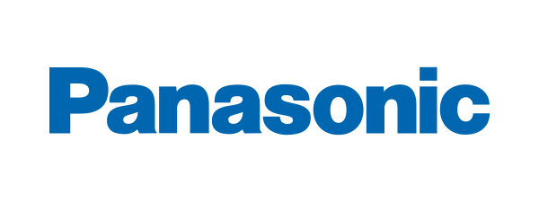Logo Panasonic - 600 x 225 pixel