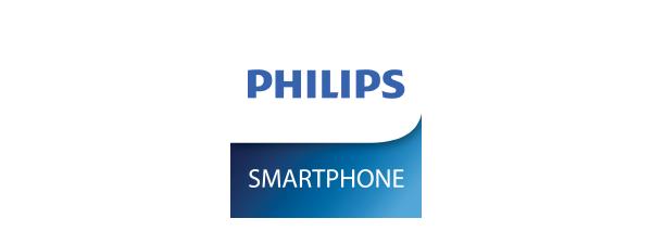 Logo Philips Smartphone - 600 x 225 pixel