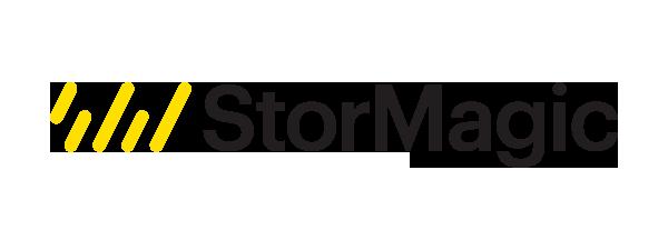 Logo Stormagic - 600 x 225 pixel
