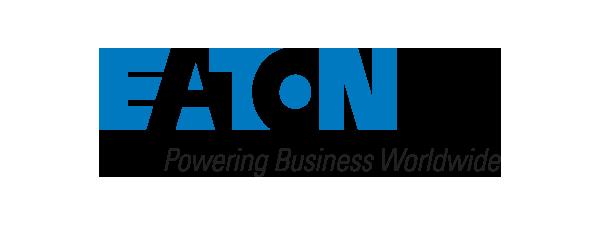 Logo Eaton - 600 x 225 pixel