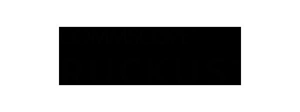 Logo Commscope Ruckus - 600 x 225 pixel