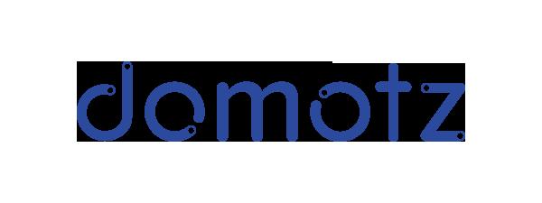 Logo Domotz - 600 x 225 pixel