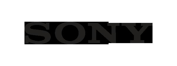 Logo Sony - 600 x 225 pixel