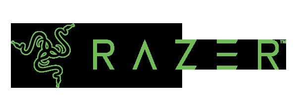 Logo Razer + Wordmark - 600 x 225 pixel