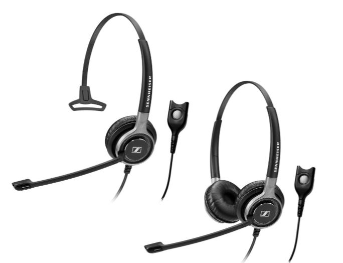 SC 630 & SC 660 (Wired headset for desk-phone)