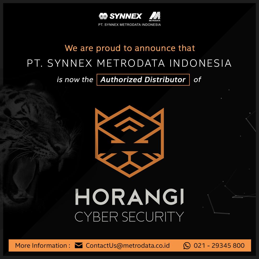 Authorized Distributor Horangi