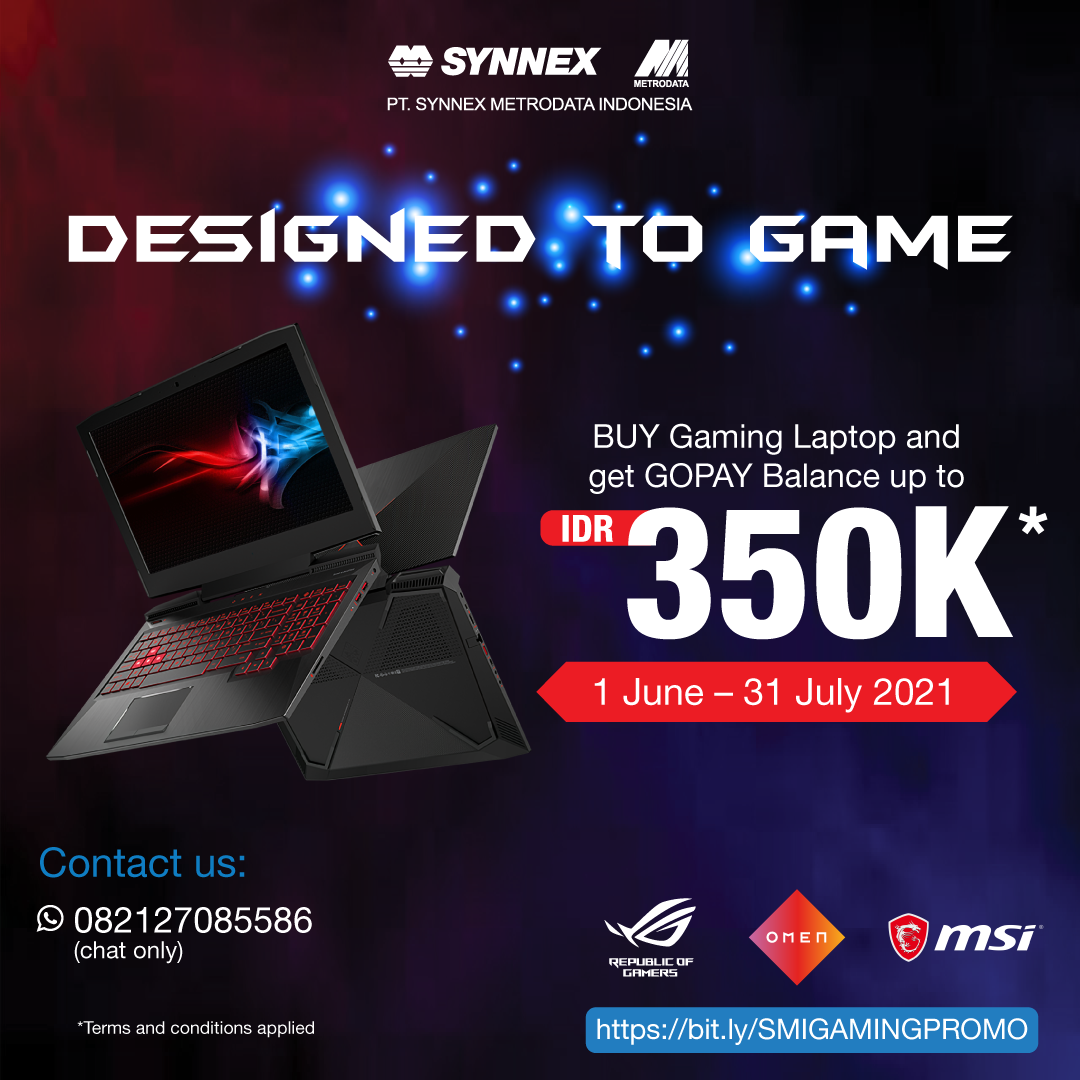 https://www.synnexmetrodata.com/wp-content/uploads/2021/05/Designed-to-Game-Buy-Gaming-Laptop-and-Get-GOPAY-Balance-up-to-IDR-350K-1.png