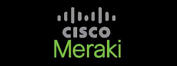 Logo Cisco Meraki - 600 x 225 pixel
